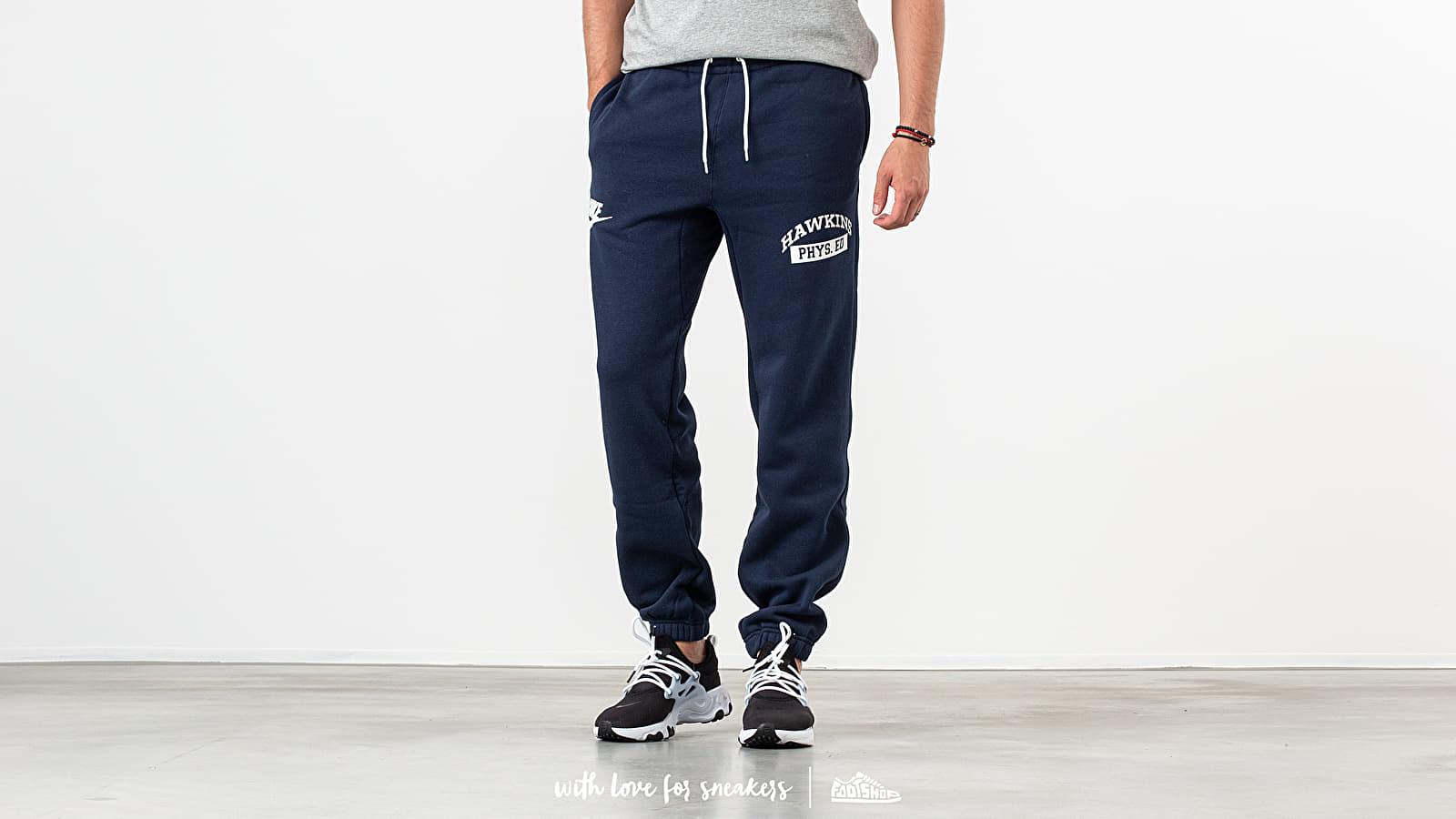 5a2f375f Nike M Nrg Club Pant Cf Bb S.T. College Navy/ White/ Sail | Footshop