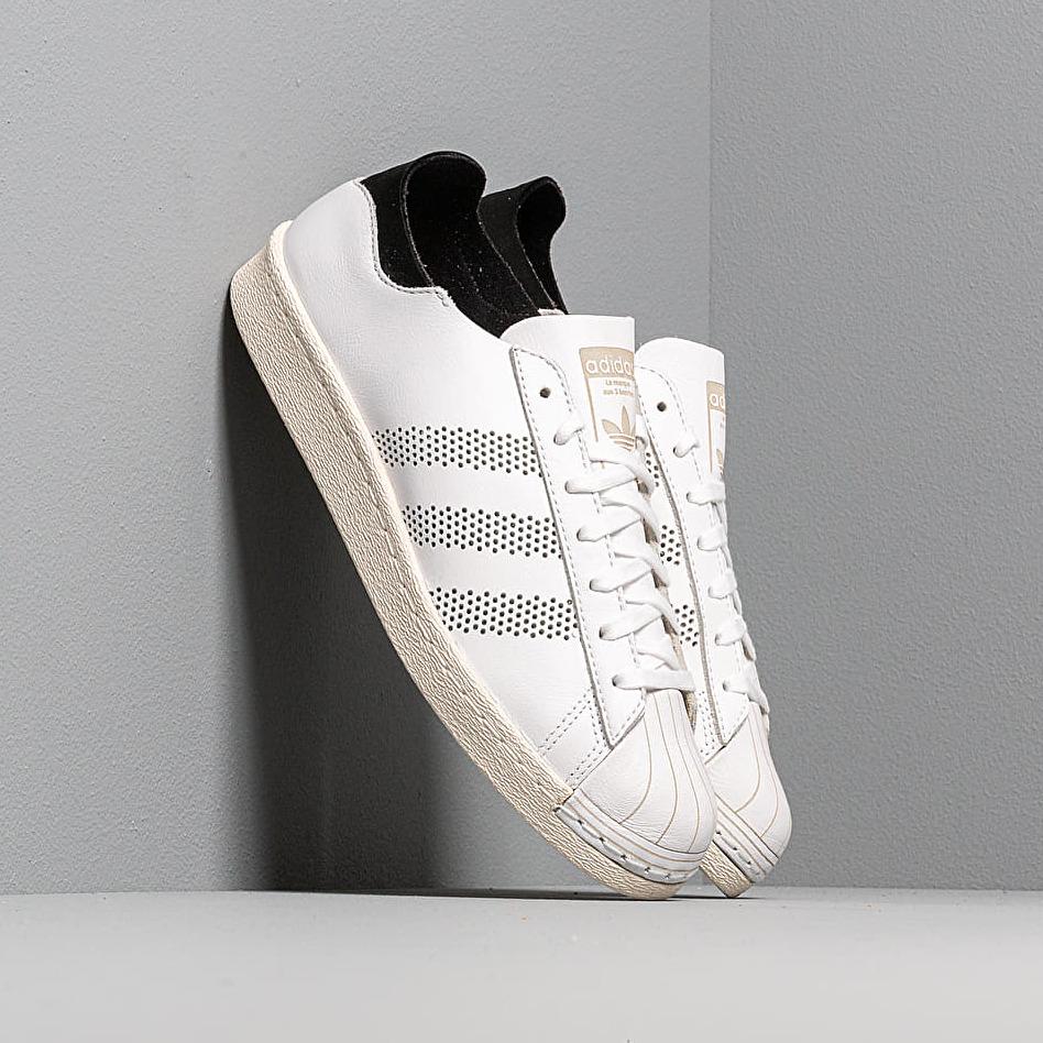 adidas Superstar 80S Allluxe W Ftw White/ Ftw White/ Core Black EUR 39 1/3