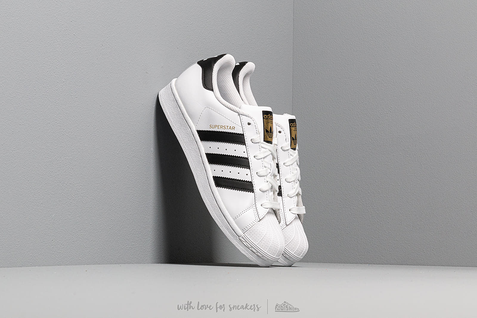 Női cipők adidas Superstar W Ftw White/ Core Black/ Ftw White