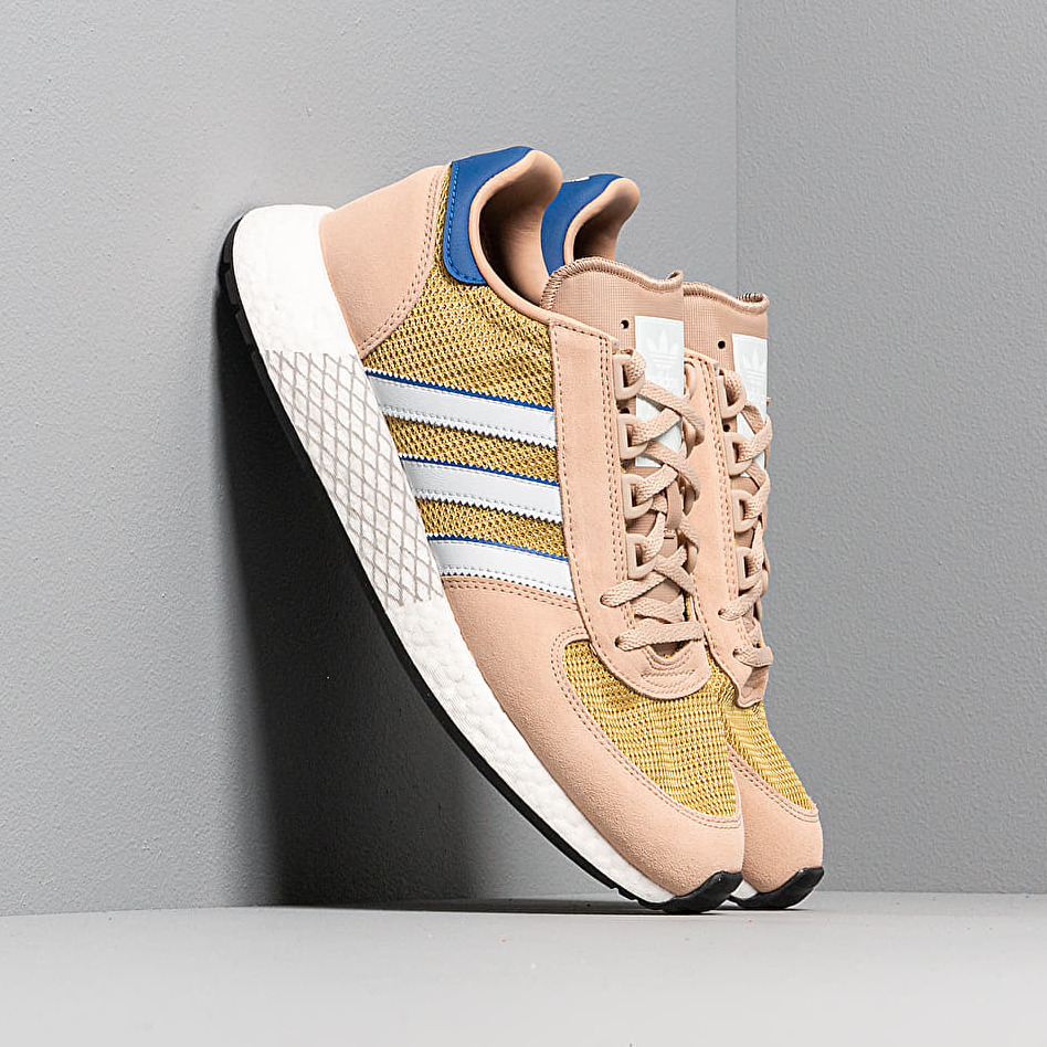 adidas Marathon Tech St Pale Nude/ Blue Tint/ Core Royal