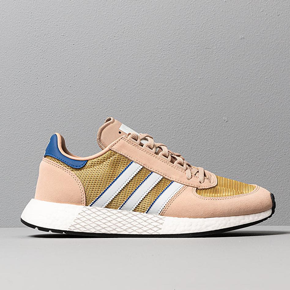 adidas Marathon Tech St Pale Nude/ Blue Tint/ Core Royal, Brown