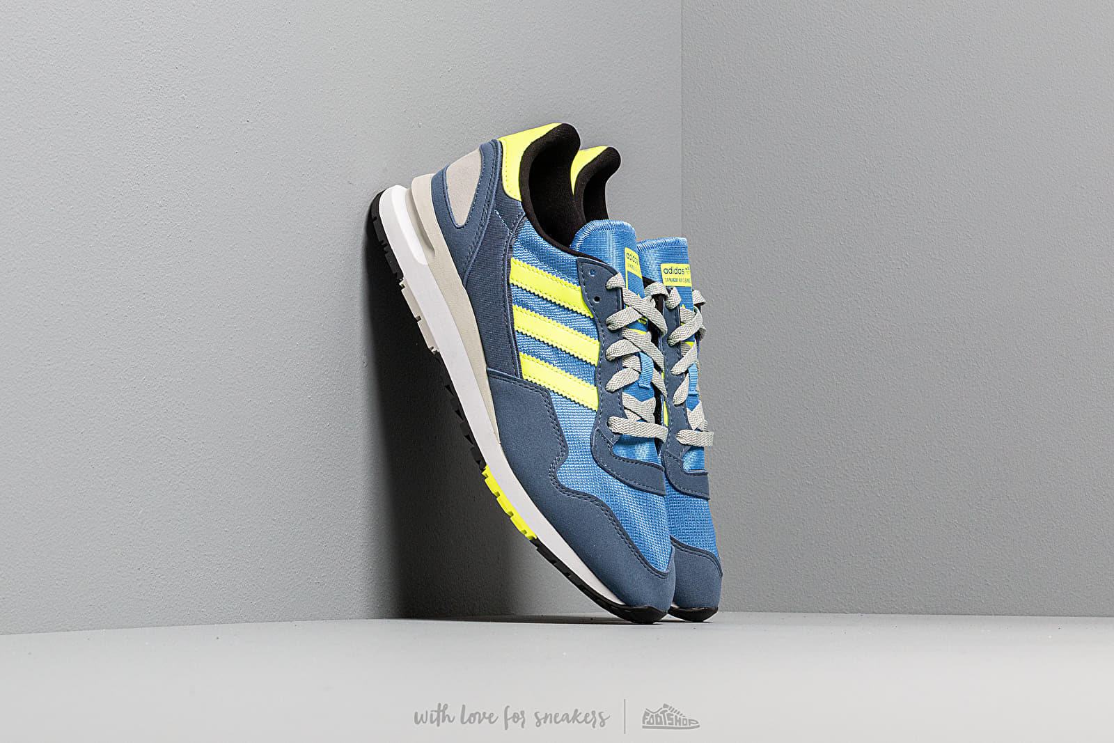 Pánské tenisky a boty adidas Lowertree Real Blue/ Crystal White/ Core Black