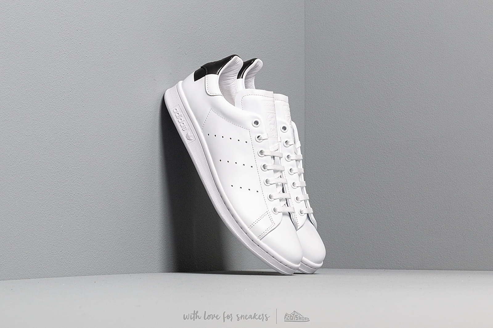 Férfi cipők adidas Stan Smith Recon Ftw White/ Core Black/ Gold Metalic
