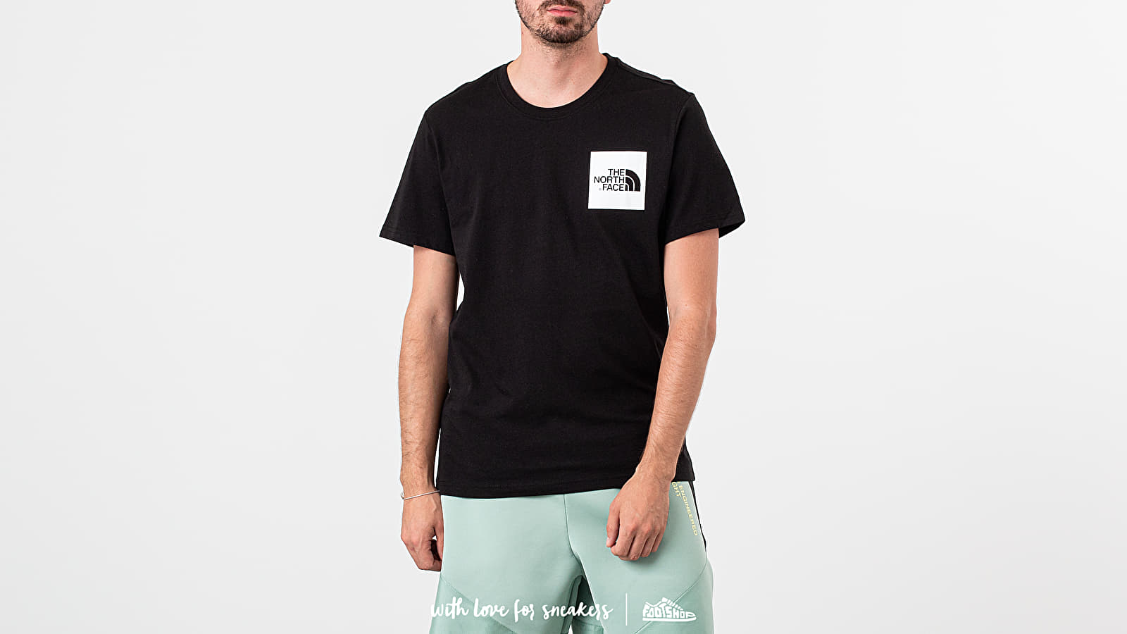 T-shirts The North Face Fine Tee Tnf Black