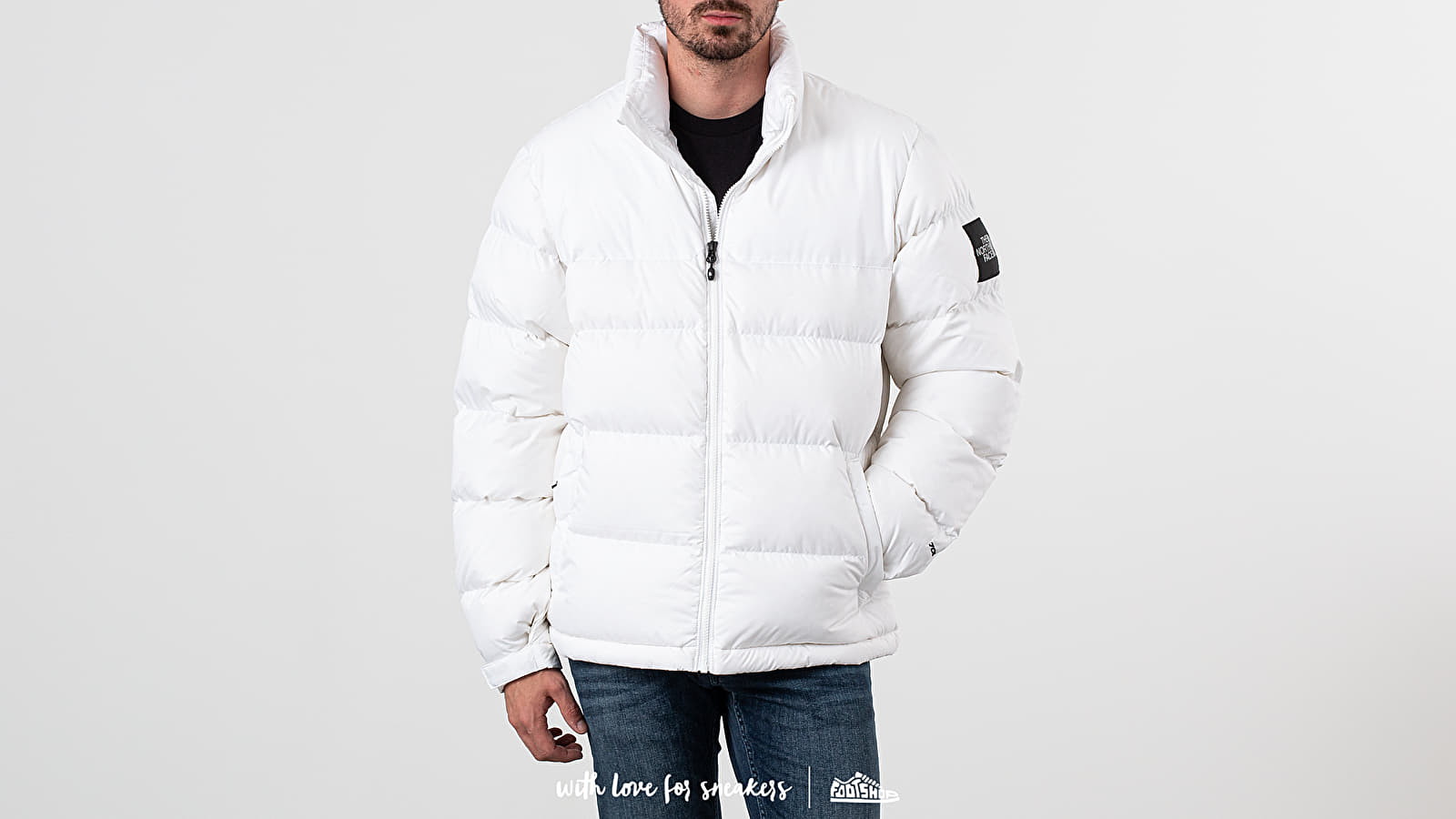 43bc67a7d The North Face 1992 Nuptse Jacket Tnf White | Footshop