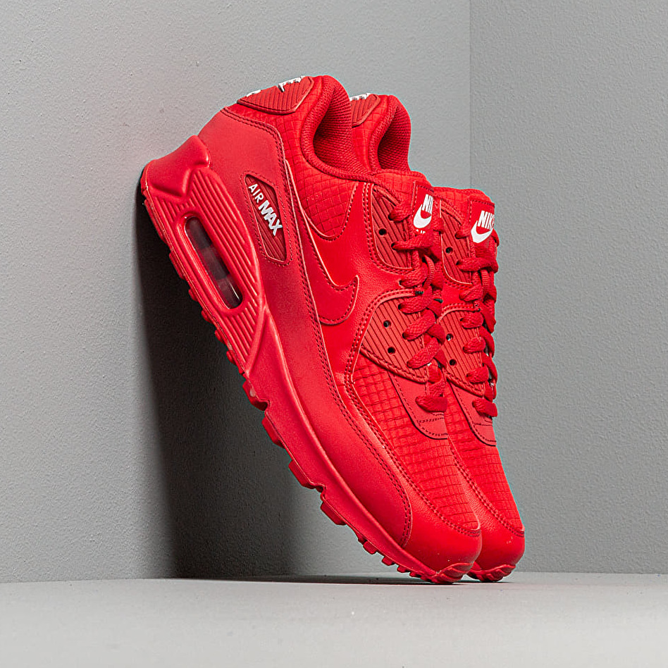 Nike Air Max 90 Essential University Red/ White EUR 42