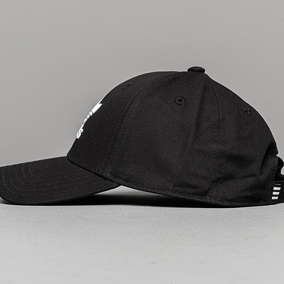 adidas Baseball Classic Trefoil Black/ White