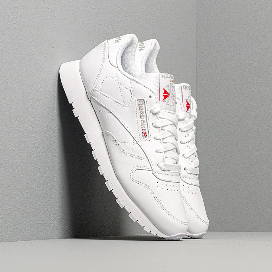 Reebok Classic Leather White EUR 40.5
