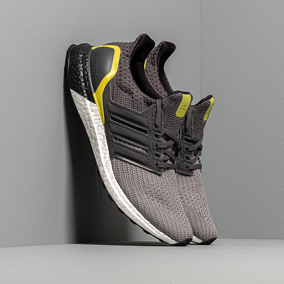 adidas UltraBOOST M Grey Three/ Grey Six/ Core Black, Gray