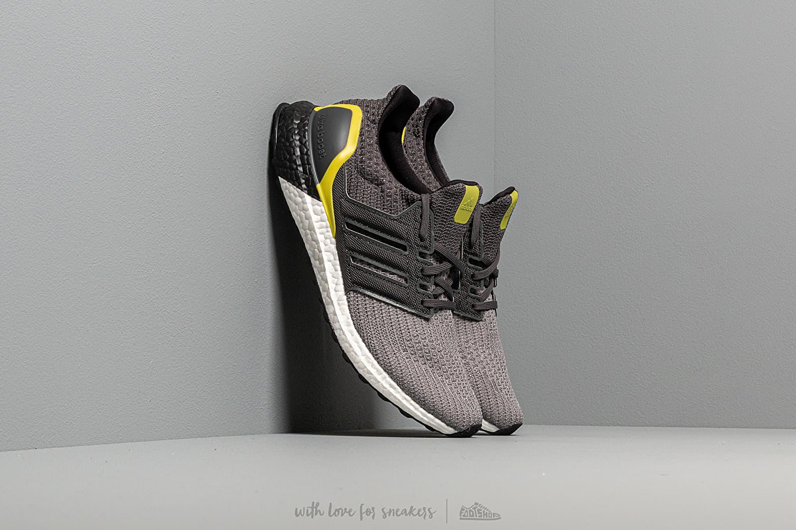 Men's shoes adidas UltraBOOST M Grey Three/ Grey Six/ Core Black