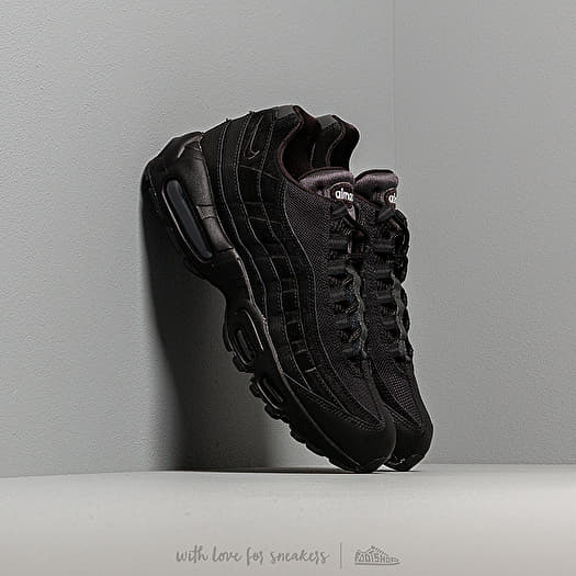 a265bcc3f Nike Air Max 95 Essential Black/ Black-Anthracite-White