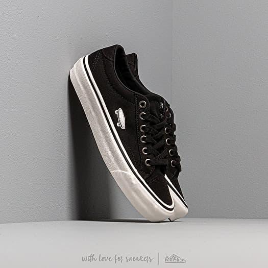 shoes Vans Court Icon Black/ Cloud Dancer