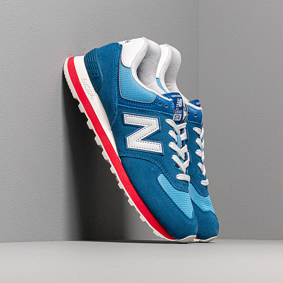 New Balance 574 Blue/ Blue