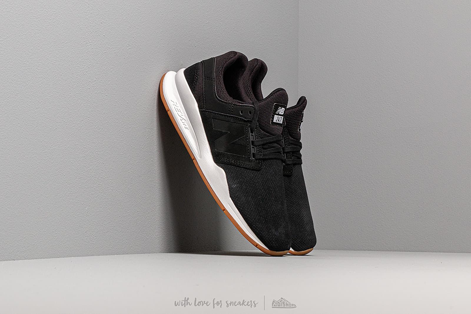 New Balance 247 Black za skvelú cenu 99 € kúpite na Footshop.sk