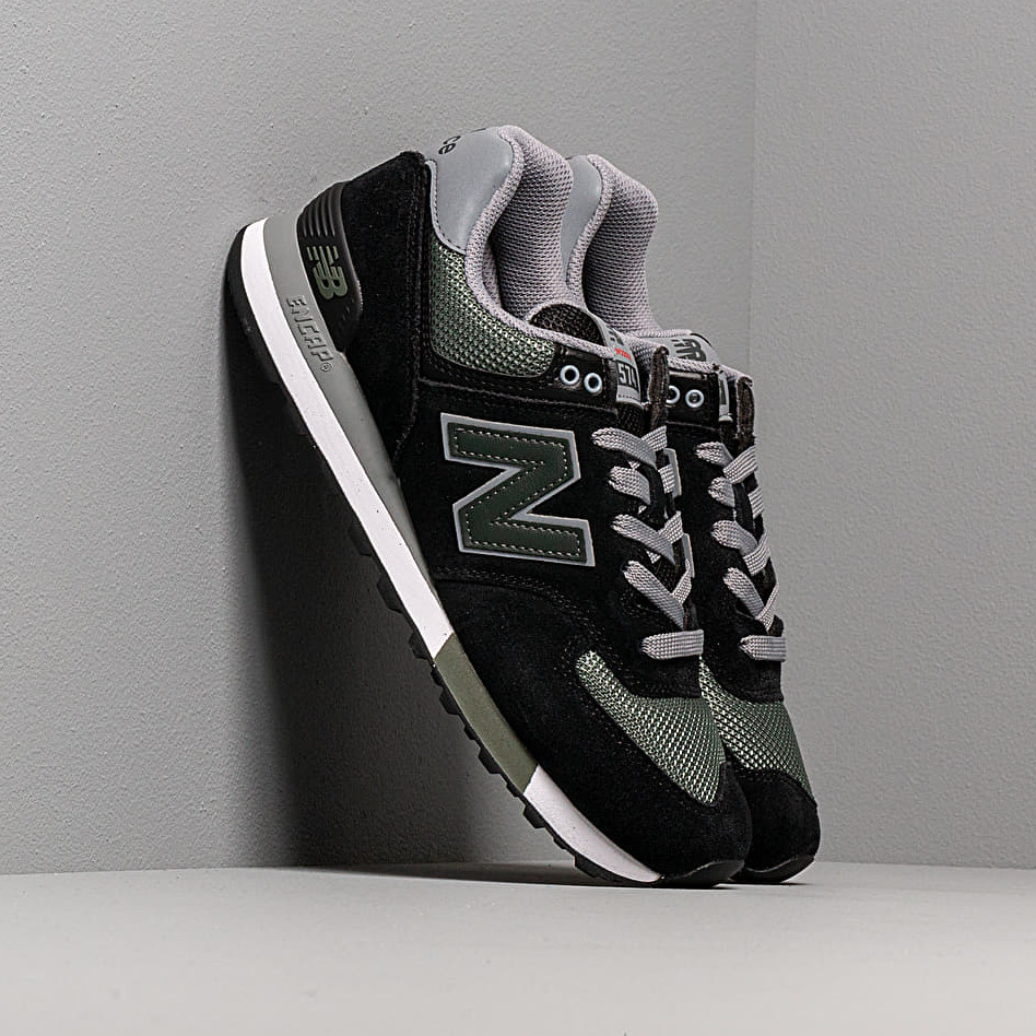 New Balance 574 Black/ Green EUR 46