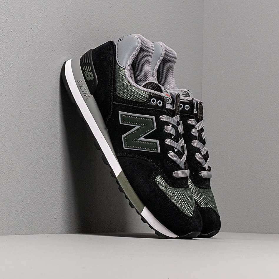 New Balance 574 Black/ Green EUR 41.5
