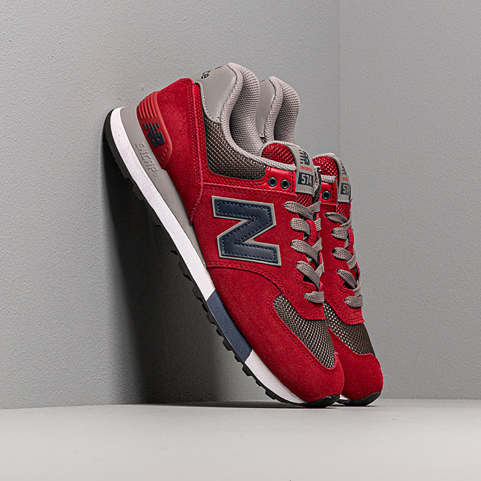 New Balance 574 Red/ Brown EUR 42
