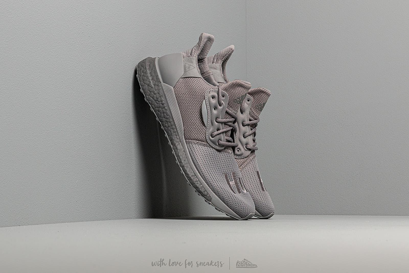 Men's shoes adidas x Pharrell Williams HU Glide Pride Grey Three / Grey Three / Grey Three