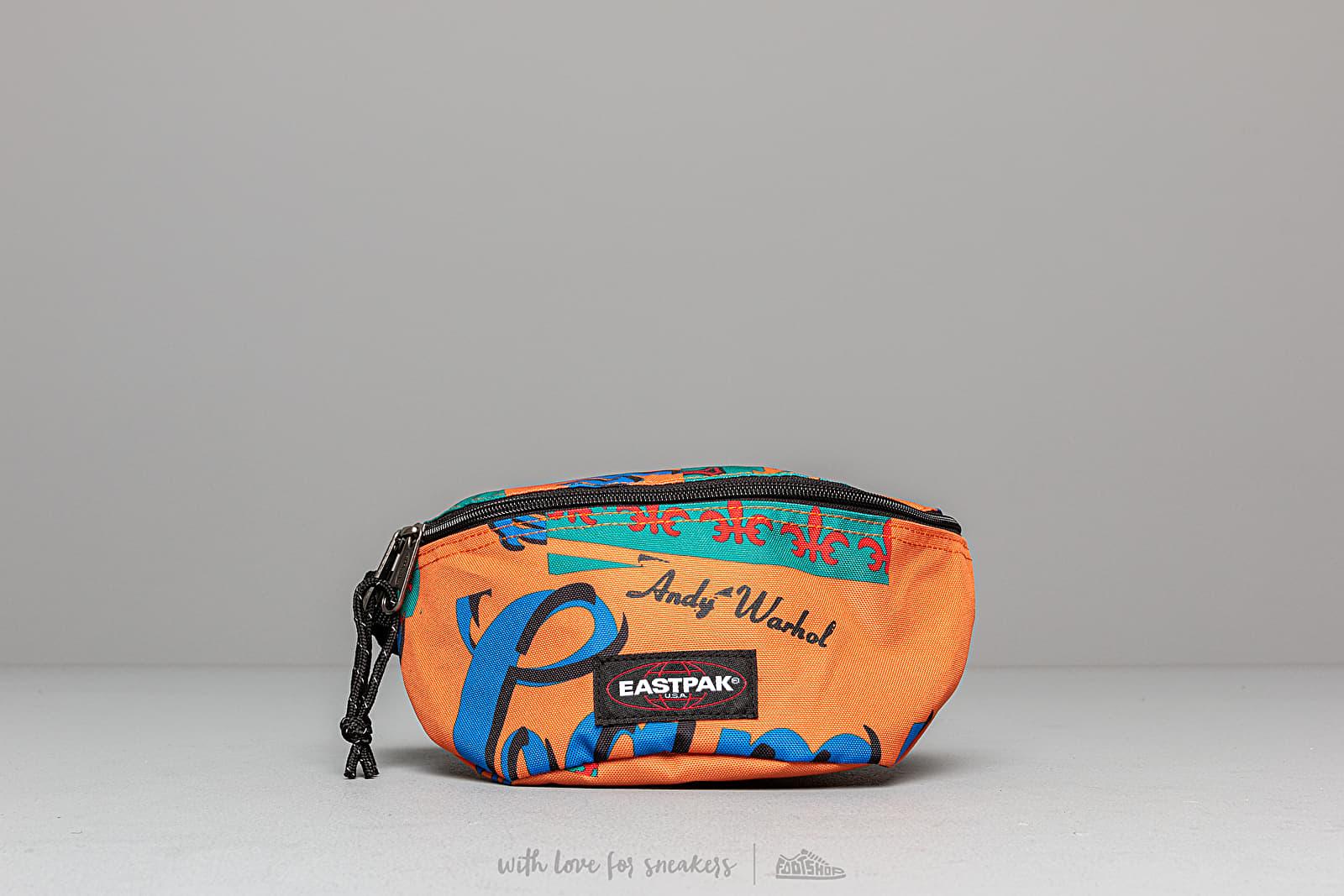 EASTPAK x Andy Warhol Springer Bag AW Carrot za skvelú cenu 33 € kúpite na Footshop.sk