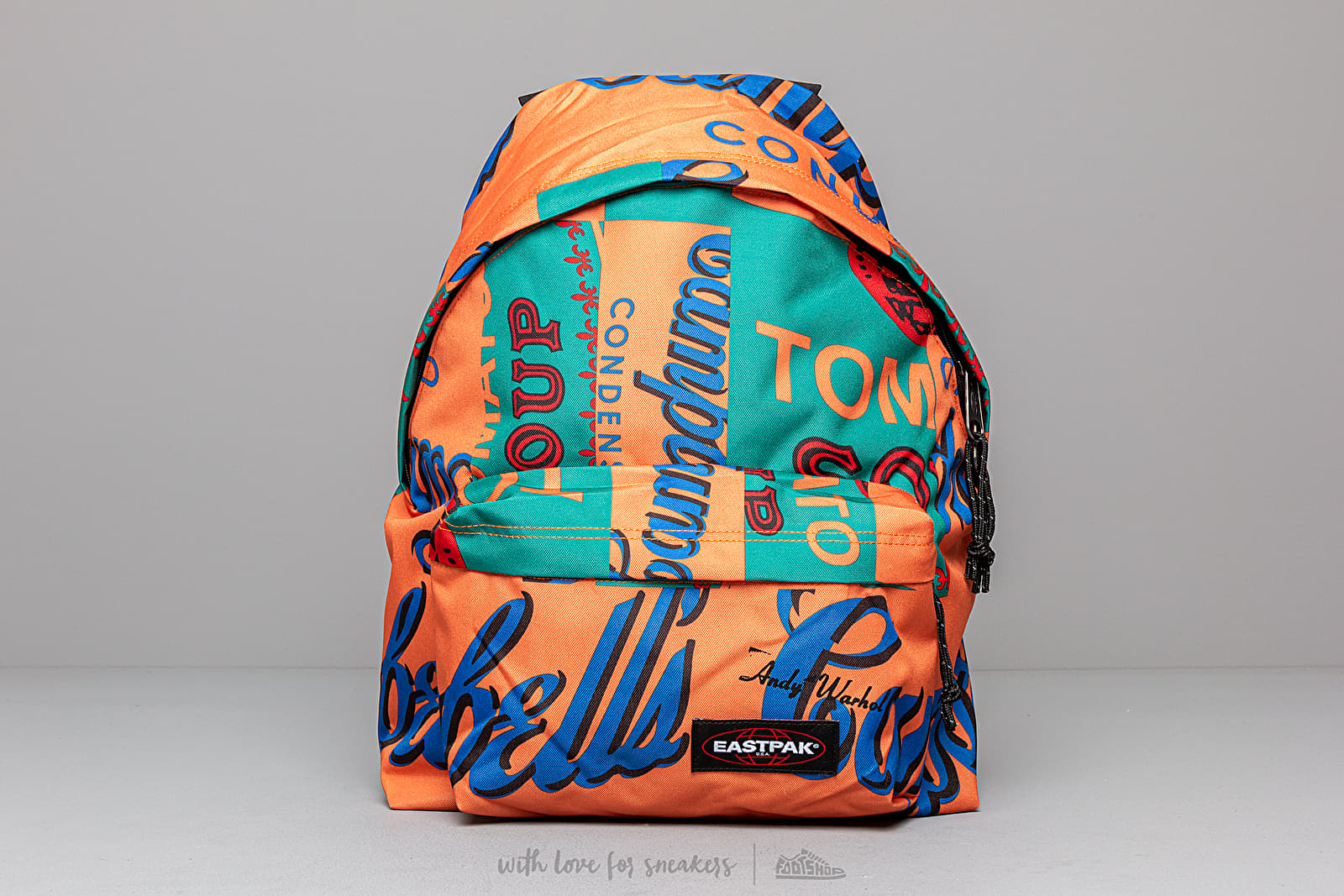 EASTPAK x Andy Warhol Padded Pak´r Backpack