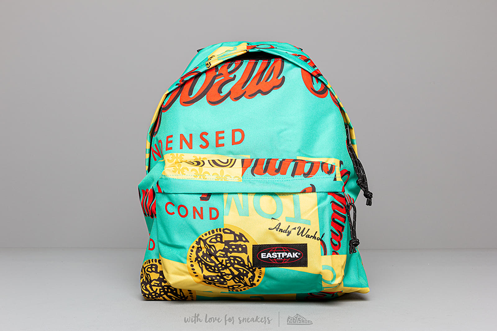 EASTPAK x Andy Warhol Padded Pak´r Backpack