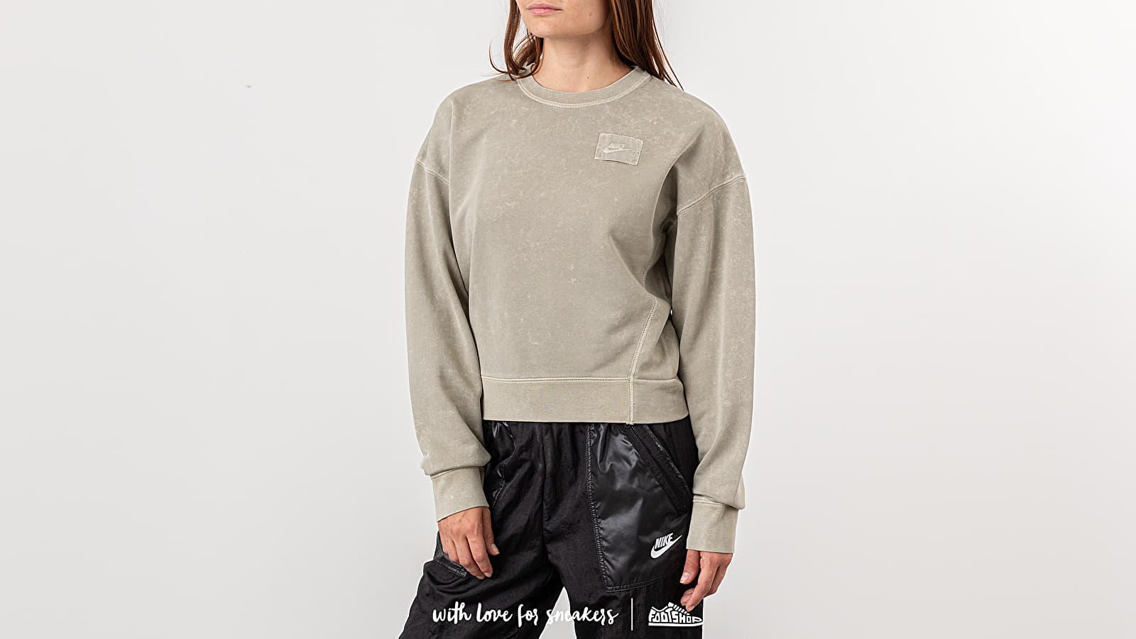 8aee1e5a Nike Sportswear Rebel Crewneck Jade Horizon at a great price $65 buy at  Footshop