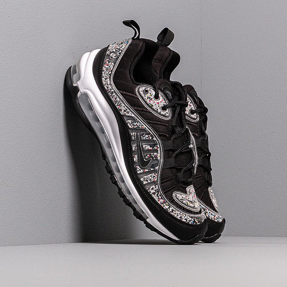 Nike W Air Max 98 LX Black/ Black-White EUR 41