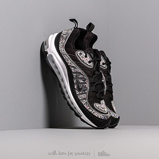Nike W Air Max 98 LX Black Black White