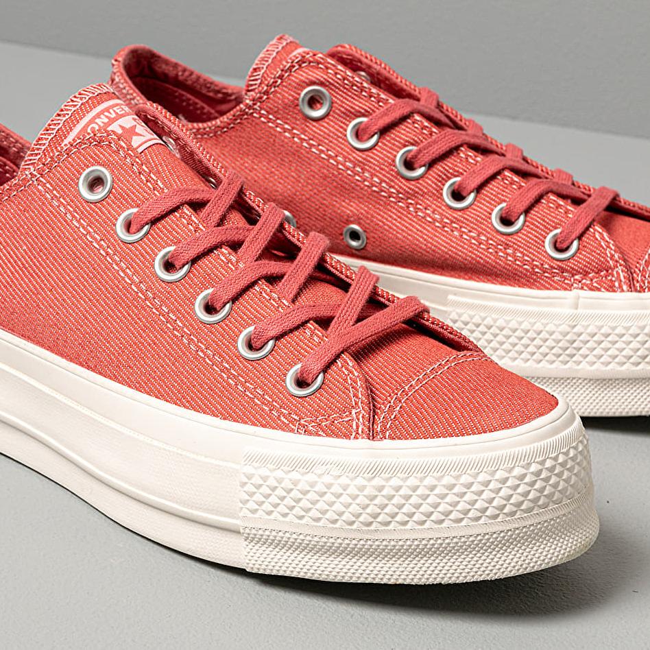 Converse Chuck Taylor All Star Lift OX Coastal Pink/ Light Redwood