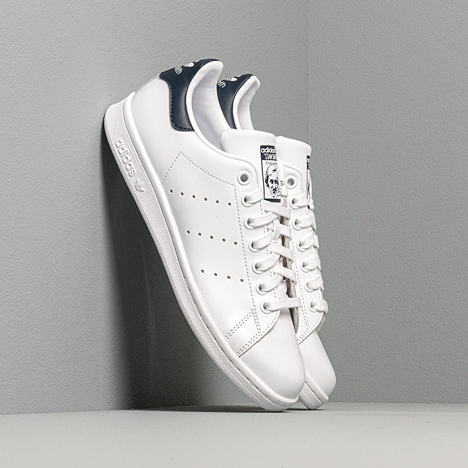 adidas Stan Smith W Ftw White/ Ftw White/ Collegiate Navy EUR 40