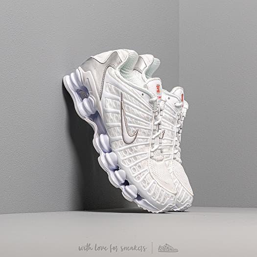 Men's shoes Nike Shox TL White/ White