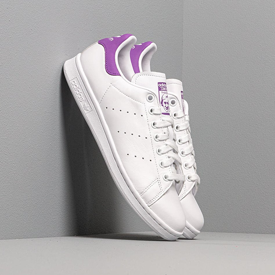 adidas Stan Smith W Ftw White/ Active Purple/ Ftw White EUR 40