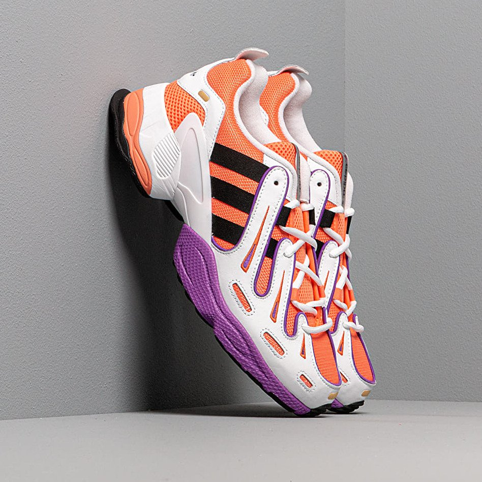adidas EQT Gazelle Semi Core Orange/ Core Black/ Active Purple EUR 47 1/3