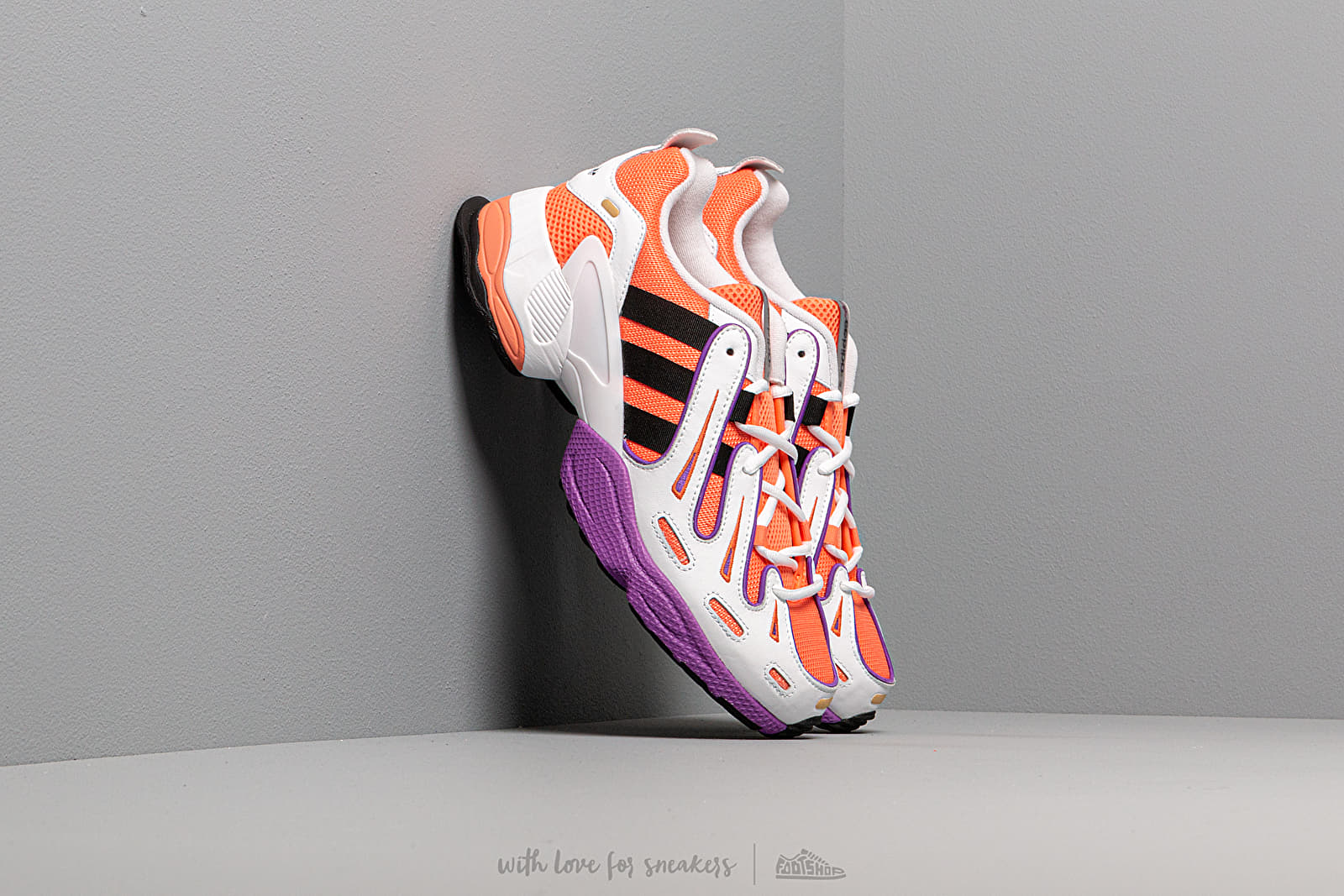 Zapatillas Hombre adidas EQT Gazelle Semi Core Orange/ Core Black/ Active Purple