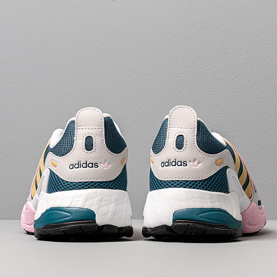 adidas EQT Gazelle W Tech Mint/ Gold Metalic/ True Pink, Green