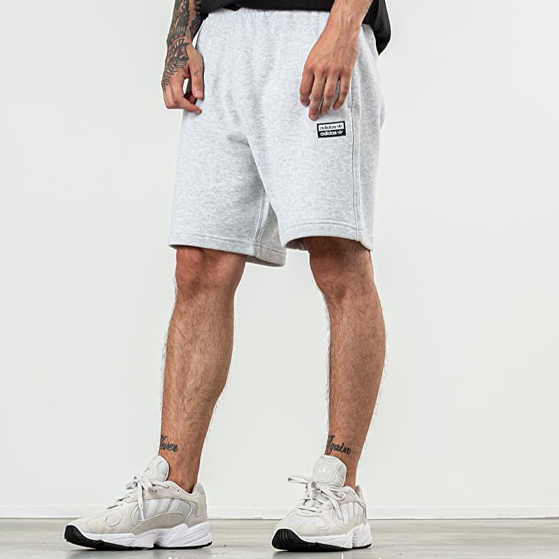 adidas R.Y.V. Shorts Light Grey Heather, Gray
