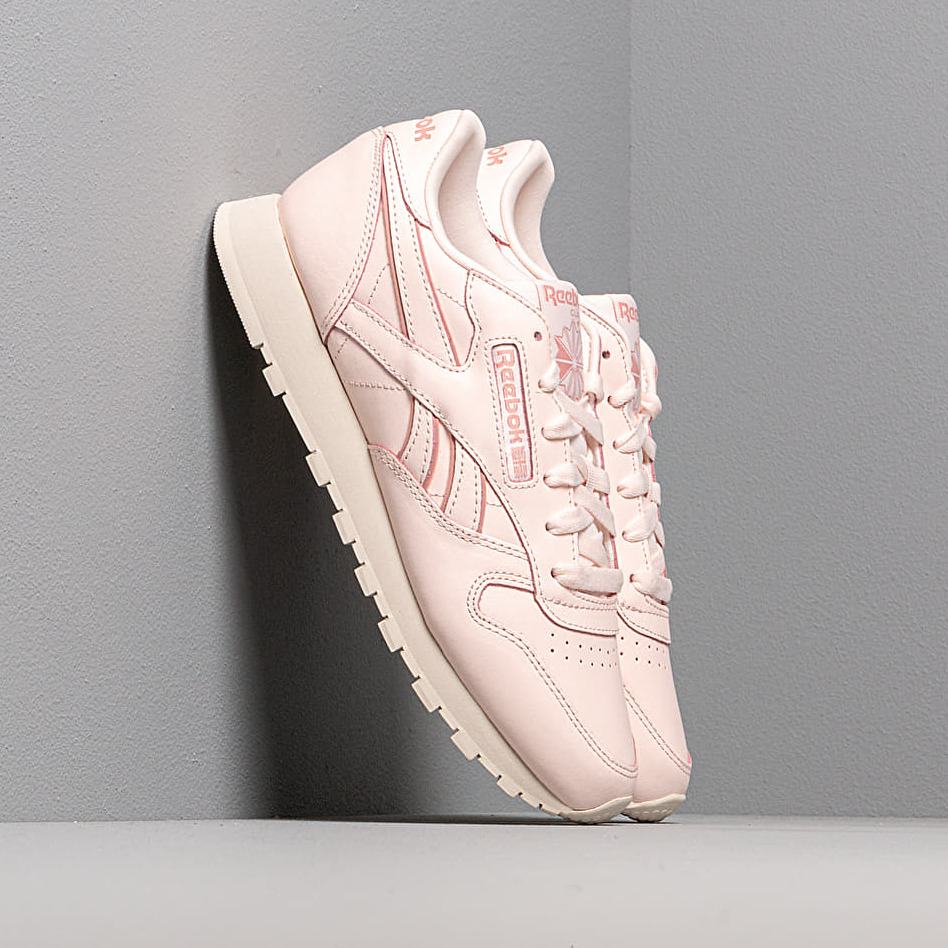 Reebok Classic Leather Pale Pink/ Paper White/ Chalk EUR 38.5