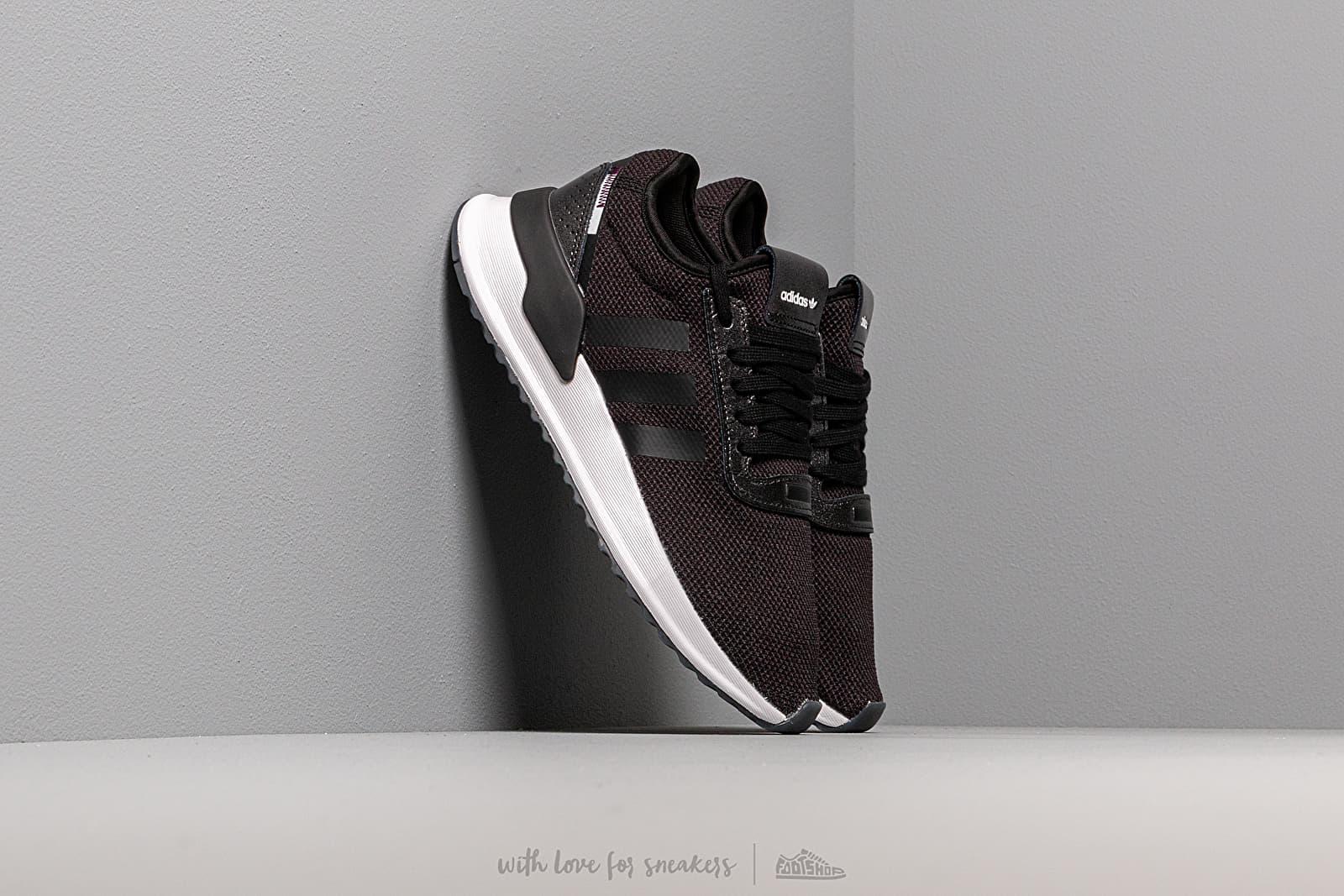 Ženski čevlji adidas U_Path X W Core Black/ Purple Bleach/ Ftw White