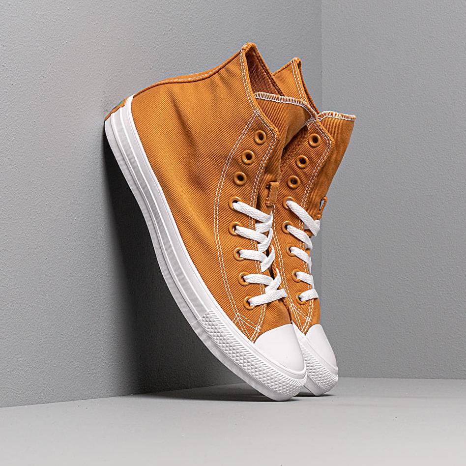 Converse Chuck Taylor All Star Hi Wheat/ Turbo Green/ White EUR 42.5
