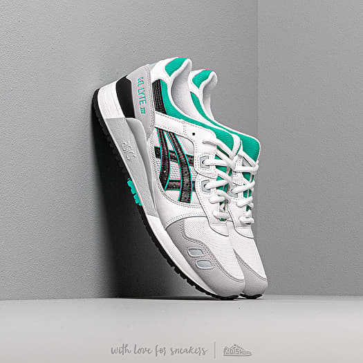 Asics Gel Lyte III White Black | Footshop