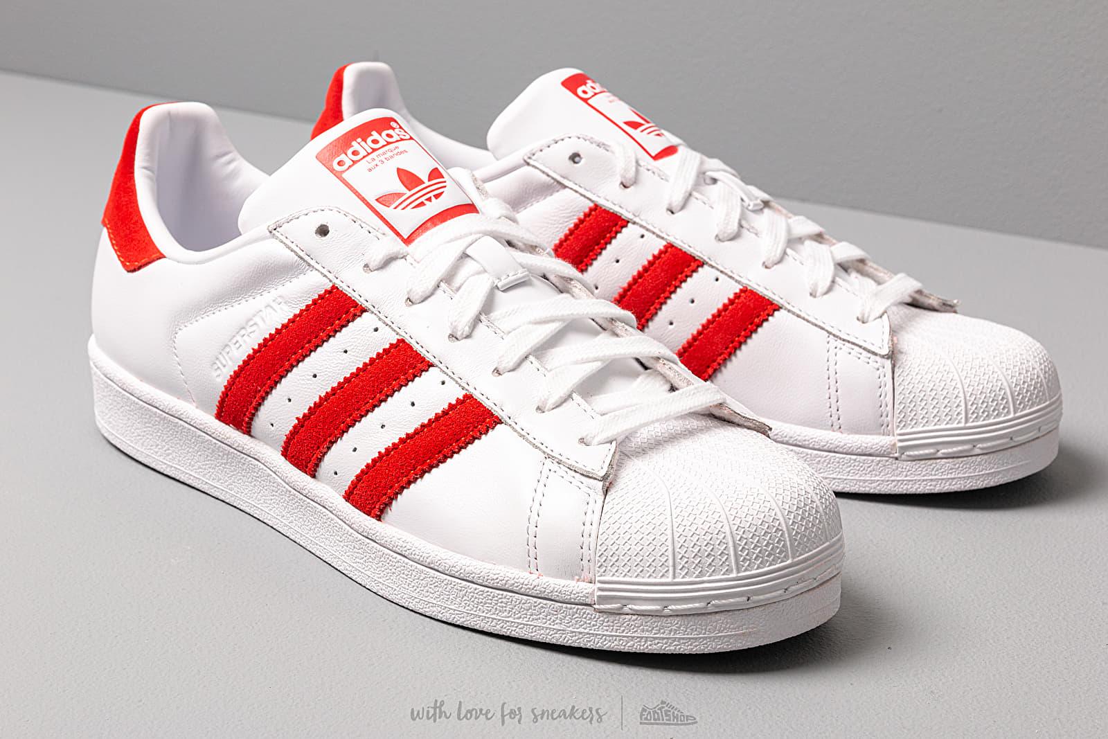 Men's shoes adidas Superstar Ftw White