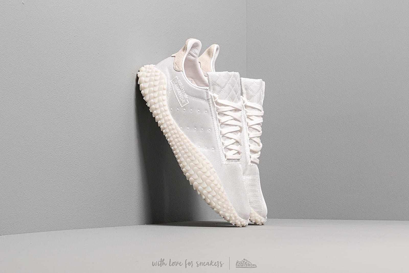 Pánské tenisky a boty adidas Kamanda Ftw White/ Ftw White/ Raw White