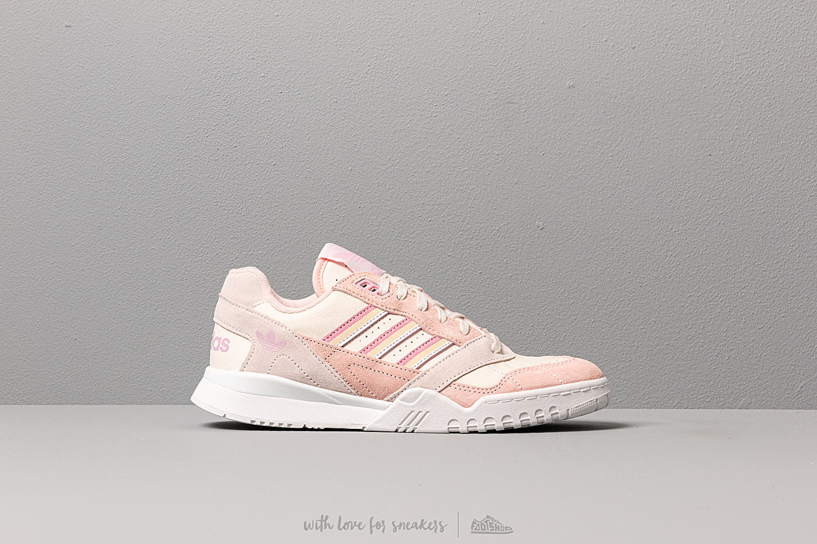 adidas A.R. Trainer W Core White True Pink Orchid Tint | Footshop