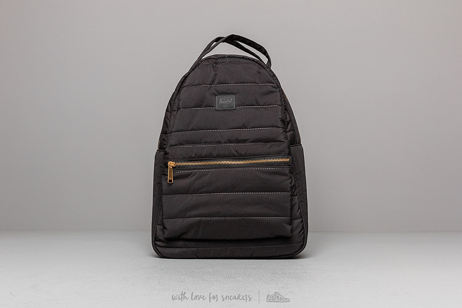 Herschel Supply Co. Quilted Nova Mid-Volume Backpack