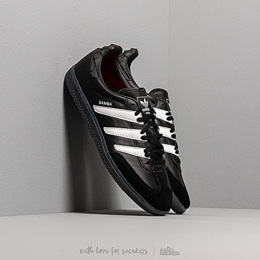 Al borde Puntero Desviación  Men's shoes adidas Samba OG Core Black/ Ftw White/ Solar Red
