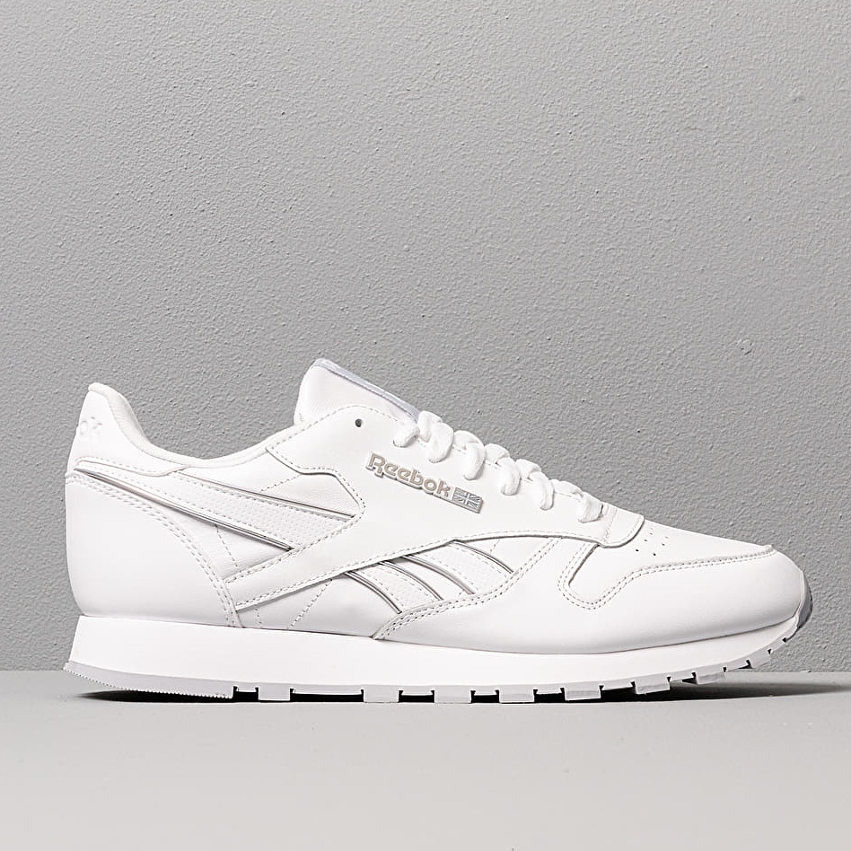 Reebok Classic Leather Mu White/ Cd Grey 2/ White