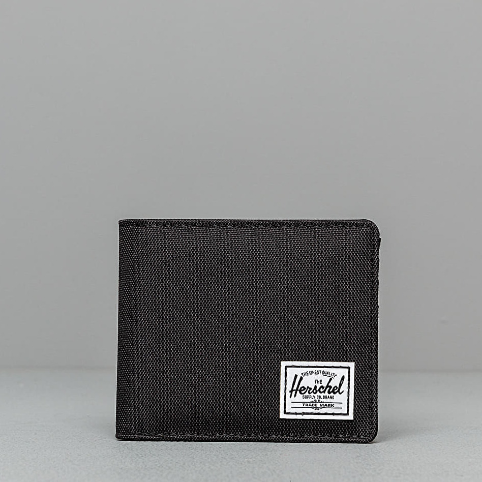 Herschel Supply Co Roy Coin Wallet XL Black