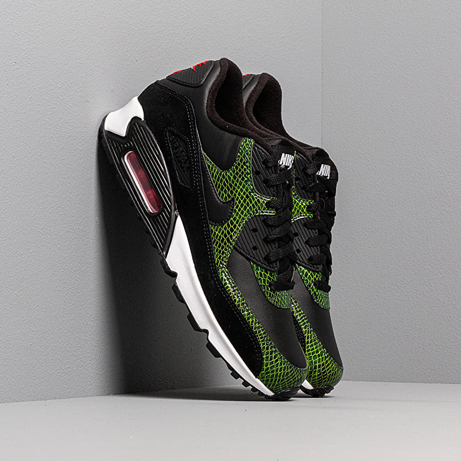 Nike Air Max 90 Qs Black/ Black-Cyber-Fir EUR 44.5