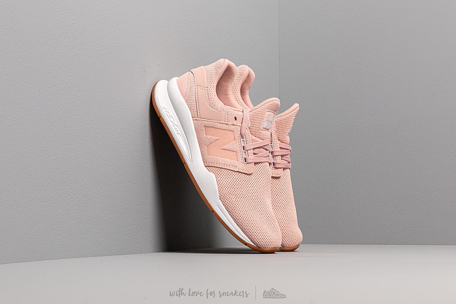 Dámské tenisky a boty New Balance 247 Pink