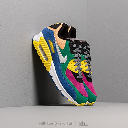Nike Air Max 90 Qs Lucid Green Barely Grey Game Royal